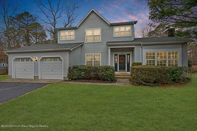 4 Carolyn Drive, Little Egg Harbor, NJ 08087 (MLS #22006401) :: The Dekanski Home Selling Team