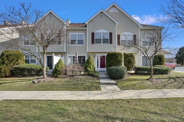 58 Winged Foot Court #1000, Howell, NJ 07731 (MLS #22006561) :: William Hagan Group