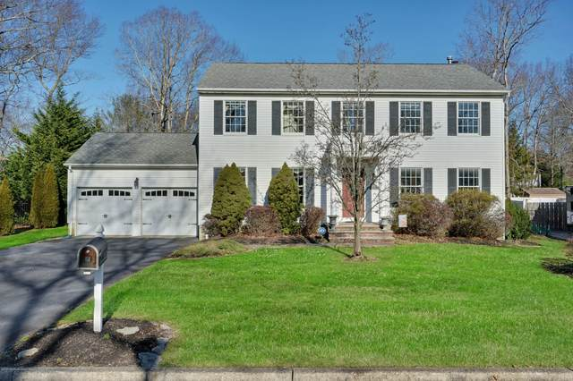 125 Foxhollow Drive, Lanoka Harbor, NJ 08734 (MLS #22006594) :: The Dekanski Home Selling Team