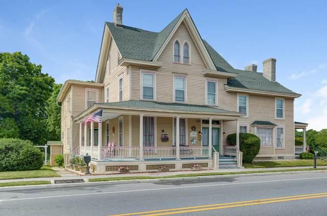 147 E Main Street #151, Tuckerton, NJ 08087 (MLS #22006641) :: The Dekanski Home Selling Team