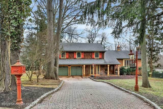 10 Old Farm Road, Colts Neck, NJ 07722 (MLS #22006699) :: William Hagan Group