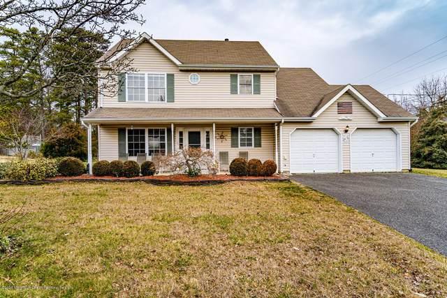 102 Boom Way, Little Egg Harbor, NJ 08087 (MLS #22006730) :: The Dekanski Home Selling Team