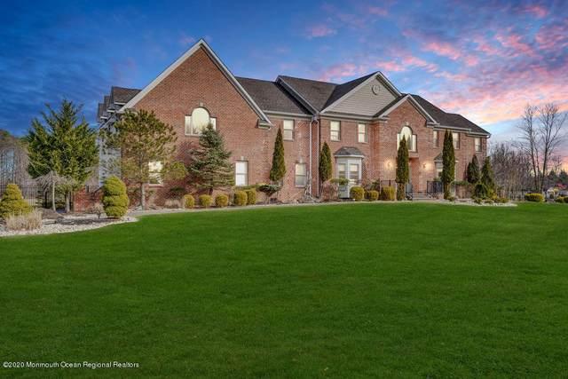 6 Molsbury Lane, Millstone, NJ 08510 (MLS #22006785) :: Vendrell Home Selling Team