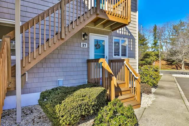 21 Intercoastal Way #21, Point Pleasant, NJ 08742 (MLS #22006793) :: The Dekanski Home Selling Team