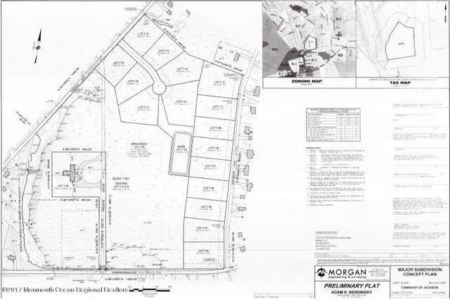130 Sunnybrook Road, Jackson, NJ 08527 (MLS #22006799) :: The MEEHAN Group of RE/MAX New Beginnings Realty