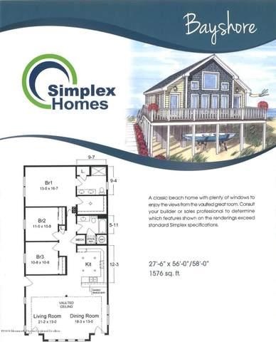 1427 Radio Road, Little Egg Harbor, NJ 08087 (MLS #22006825) :: The Dekanski Home Selling Team