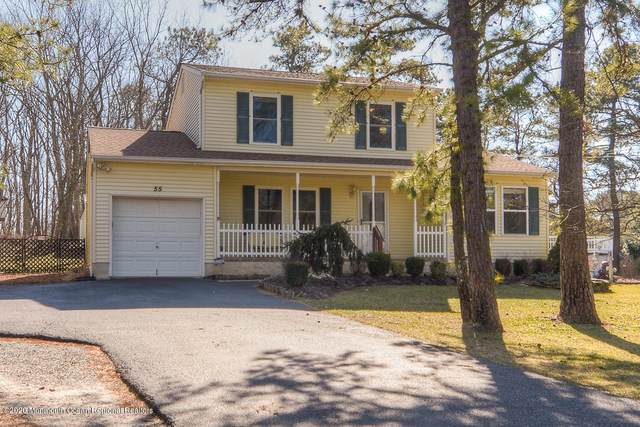 55 Willow Drive, Jackson, NJ 08527 (MLS #22006931) :: The MEEHAN Group of RE/MAX New Beginnings Realty