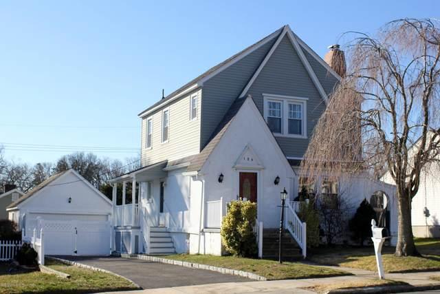 106 Fulham Place, Neptune Township, NJ 07753 (MLS #22006937) :: The Sikora Group