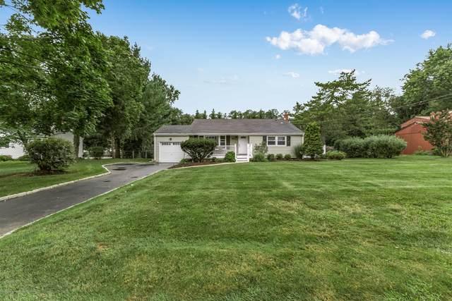 30 Manor Parkway, Lincroft, NJ 07738 (MLS #22006947) :: The Sikora Group