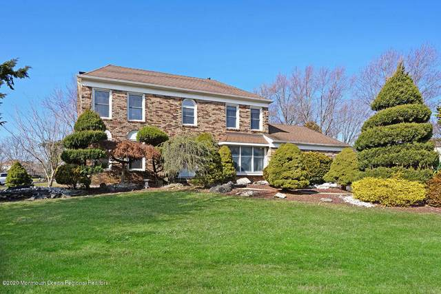 3 Plowshare Court, Marlboro, NJ 07746 (MLS #22006955) :: The MEEHAN Group of RE/MAX New Beginnings Realty