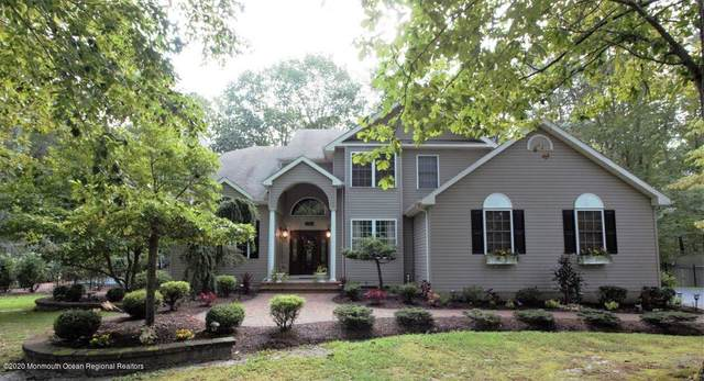 15 Russell Road, Freehold, NJ 07728 (MLS #22006961) :: William Hagan Group