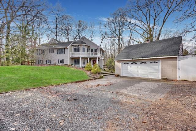 44 Swimming River Road, Lincroft, NJ 07738 (MLS #22006964) :: The MEEHAN Group of RE/MAX New Beginnings Realty
