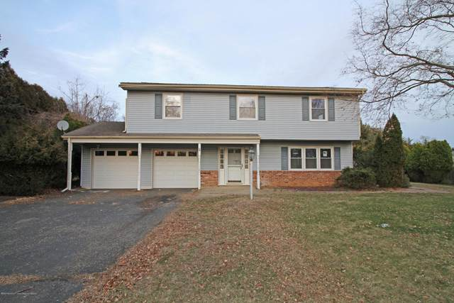 315 Pond Road, Freehold, NJ 07728 (MLS #22007036) :: The Premier Group NJ @ Re/Max Central