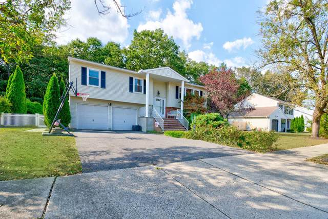 49 Bristlecone Drive, Howell, NJ 07731 (#22007054) :: Nexthome Force Realty Partners