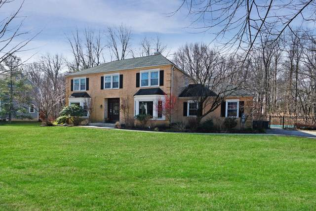 92 Dorchester Way, Shrewsbury Boro, NJ 07702 (MLS #22007119) :: William Hagan Group