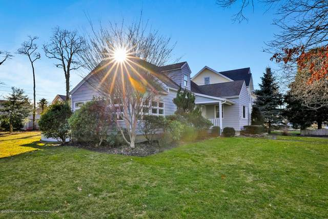 602 Beacon Boulevard, Sea Girt, NJ 08750 (MLS #22007138) :: Vendrell Home Selling Team