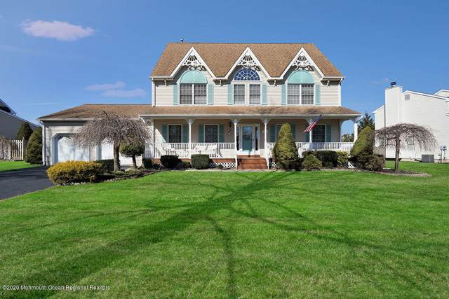 1144 Aster Drive, Toms River, NJ 08753 (MLS #22007147) :: Vendrell Home Selling Team
