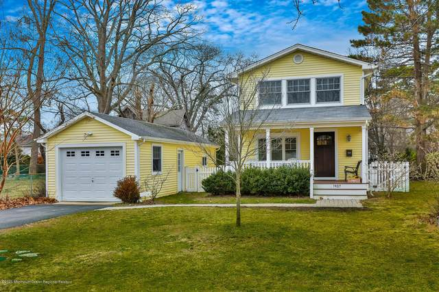 1907 Cottage Place, West Belmar, NJ 07719 (MLS #22007181) :: The Sikora Group