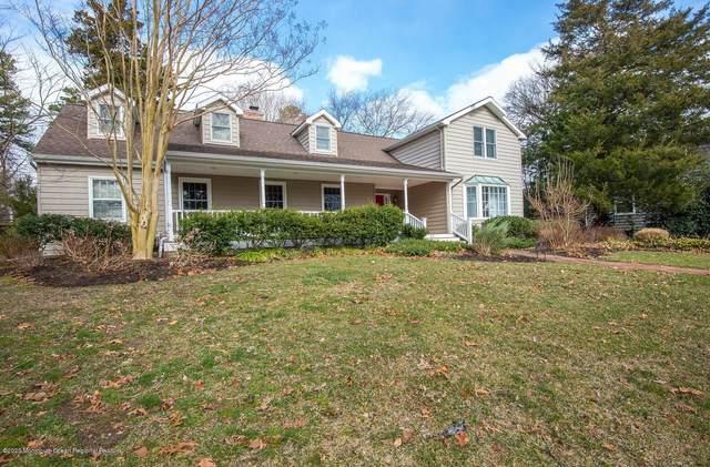 54 Cranmoor Drive, Toms River, NJ 08753 (MLS #22007228) :: Vendrell Home Selling Team
