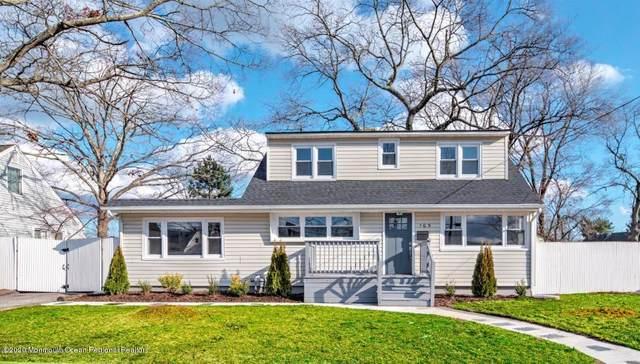 105 Roosevelt Drive, Brick, NJ 08724 (MLS #22007240) :: The Sikora Group