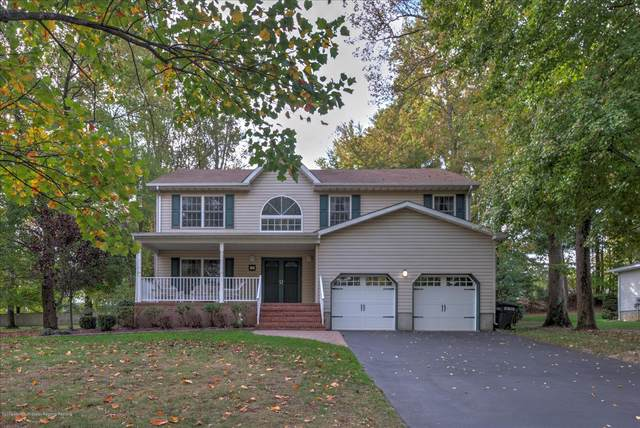 13 Vail Valley Drive, Manalapan, NJ 07726 (#22007248) :: Nexthome Force Realty Partners