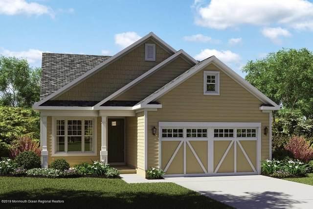 55 Harvest Ridge Road #174, Howell, NJ 07731 (#22007265) :: Daunno Realty Services, LLC