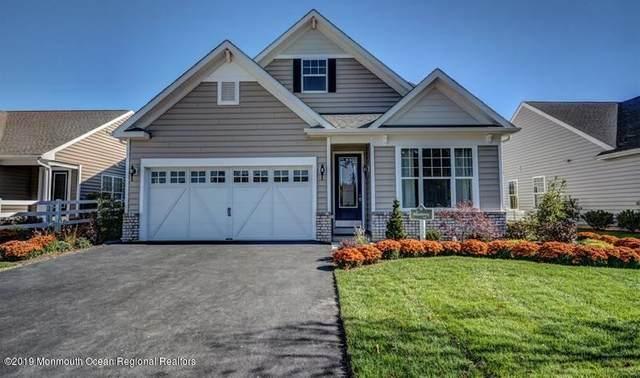 55 Harvest Ridge Road #173, Howell, NJ 07731 (#22007267) :: Daunno Realty Services, LLC