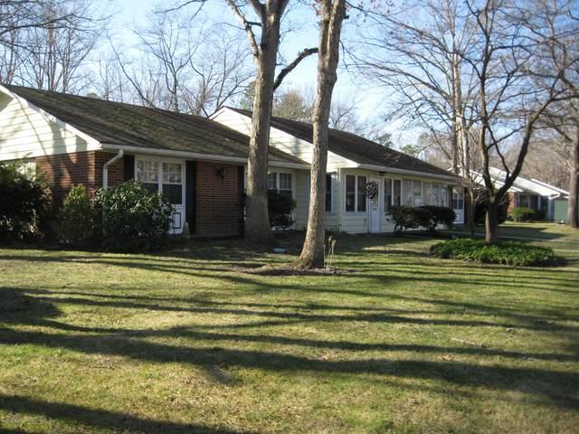 124A Farrington Court #1001, Lakewood, NJ 08701 (MLS #22007298) :: William Hagan Group