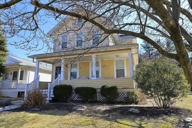 12 Lenoir Avenue, Freehold, NJ 07728 (MLS #22007343) :: The Dekanski Home Selling Team