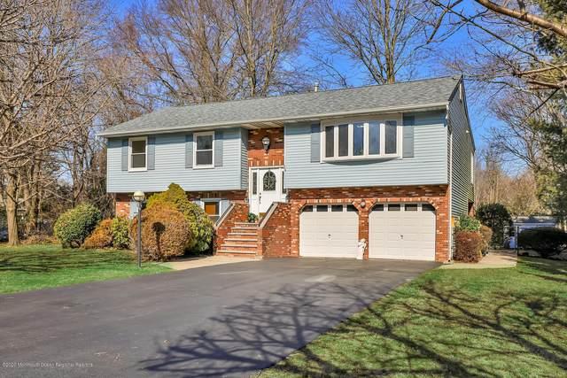 328 Florence Road, Middletown, NJ 07748 (MLS #22007363) :: The Dekanski Home Selling Team
