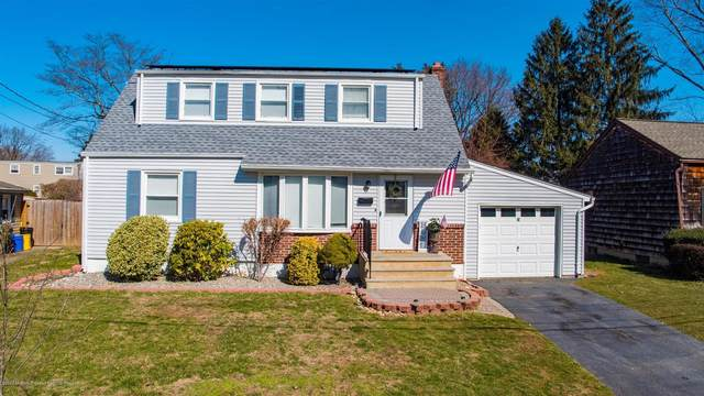 14 Mead Avenue, Freehold, NJ 07728 (MLS #22007489) :: William Hagan Group