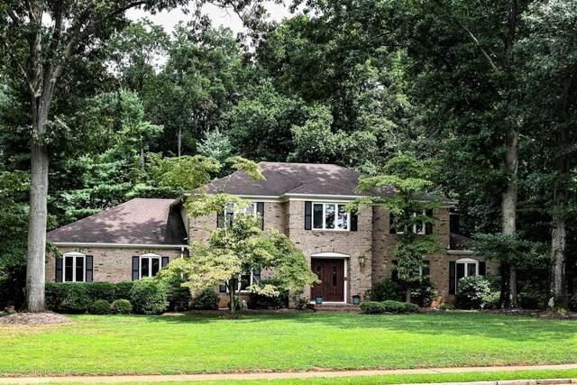91 Hickory Lane, Lincroft, NJ 07738 (MLS #22007503) :: William Hagan Group
