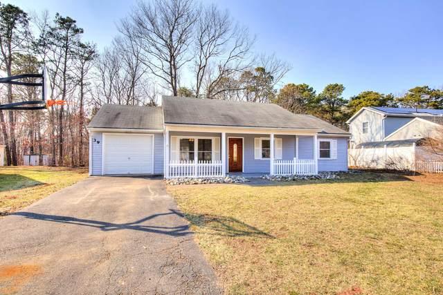 39 Chestnut Way Circle, Barnegat, NJ 08005 (MLS #22007518) :: William Hagan Group