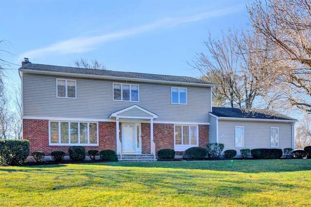 21 Four Winds Drive, Middletown, NJ 07748 (MLS #22007607) :: The Sikora Group