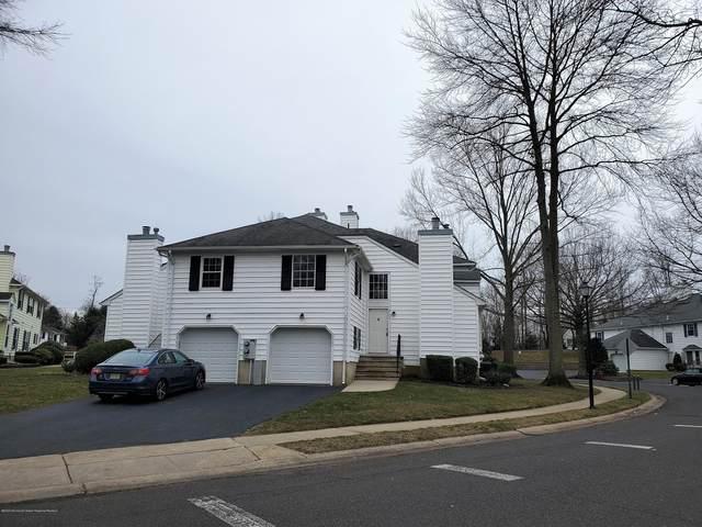 2502 Buckingham Circle, Middletown, NJ 07748 (MLS #22007673) :: The Sikora Group