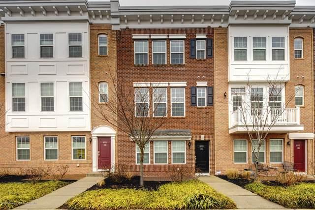 600 Grand Avenue 7C, Asbury Park, NJ 07712 (MLS #22007778) :: The Sikora Group
