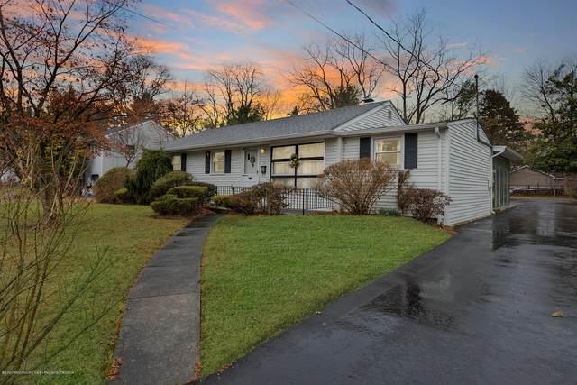 14 Emmons Avenue, Farmingdale, NJ 07727 (MLS #22007806) :: The Sikora Group