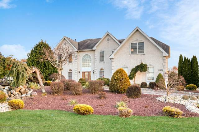 130 Country View Drive, Freehold, NJ 07728 (MLS #22007879) :: William Hagan Group
