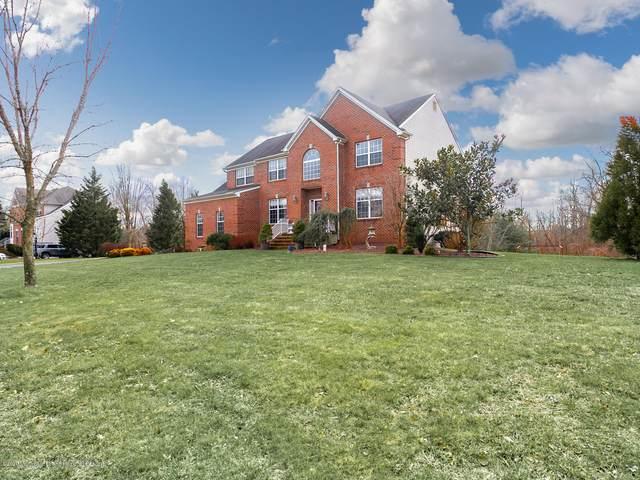 20 Clearwater Drive, Allentown, NJ 08501 (MLS #22007880) :: William Hagan Group