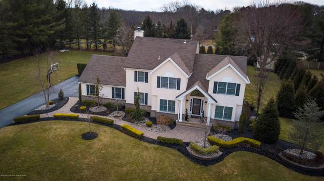 4 Russell Road, Freehold, NJ 07728 (MLS #22008104) :: William Hagan Group