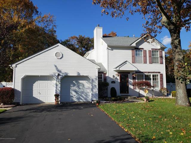 1280 Beauchamps Place, Toms River, NJ 08753 (#22008106) :: Nexthome Force Realty Partners