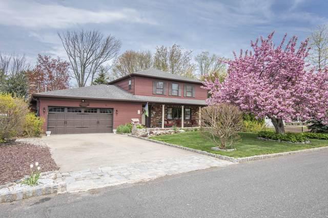 103 Algonquin Avenue, Oceanport, NJ 07757 (MLS #22008177) :: Vendrell Home Selling Team