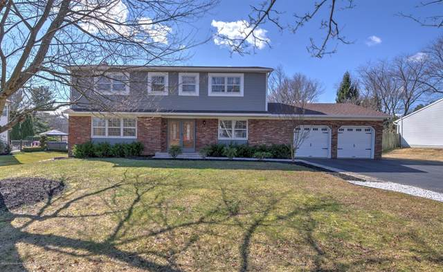 518 E Freehold Road, Freehold, NJ 07728 (MLS #22008230) :: The Premier Group NJ @ Re/Max Central