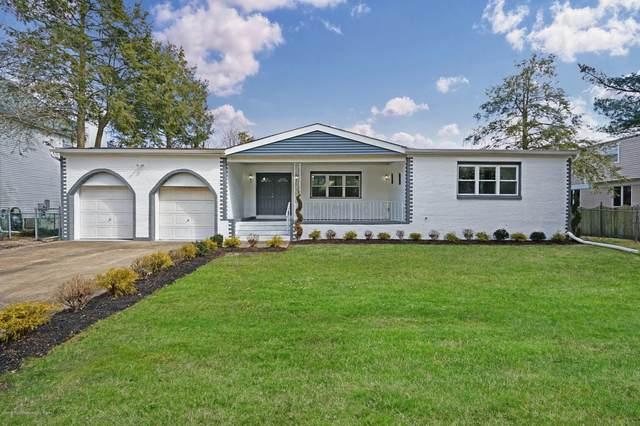 699 Mccormick Drive, Toms River, NJ 08753 (MLS #22008323) :: The Dekanski Home Selling Team