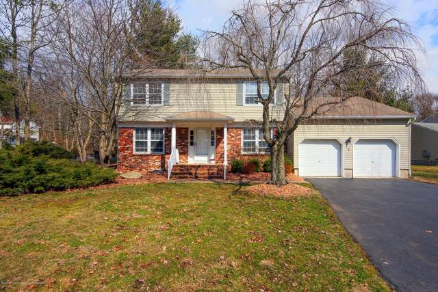 4 Tracy Drive, Manalapan, NJ 07726 (MLS #22008325) :: The Premier Group NJ @ Re/Max Central