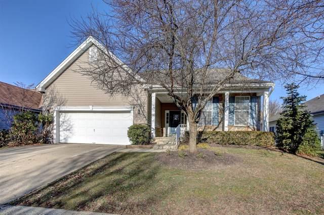 91 Tall Pines Drive, Neptune Township, NJ 07753 (MLS #22008386) :: William Hagan Group
