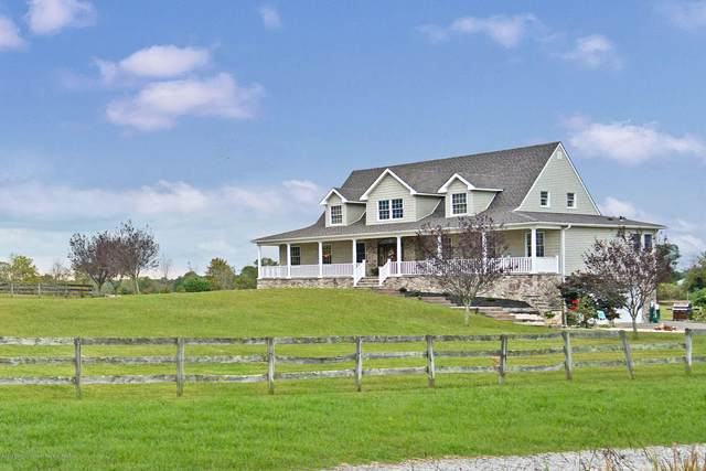 151 Stillhouse Road, Millstone, NJ 08510 (MLS #22008408) :: William Hagan Group