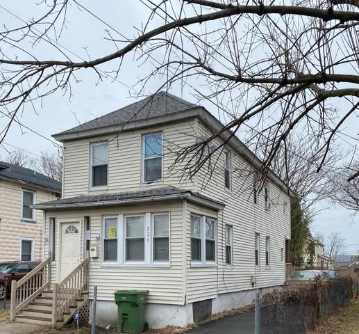 226 Fisher Avenue, Neptune Township, NJ 07753 (MLS #22008431) :: Vendrell Home Selling Team