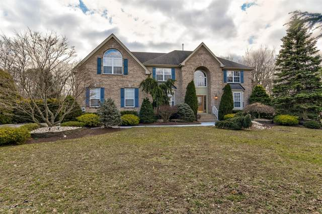 9 Tuscany Drive, Jackson, NJ 08527 (#22008699) :: Nexthome Force Realty Partners