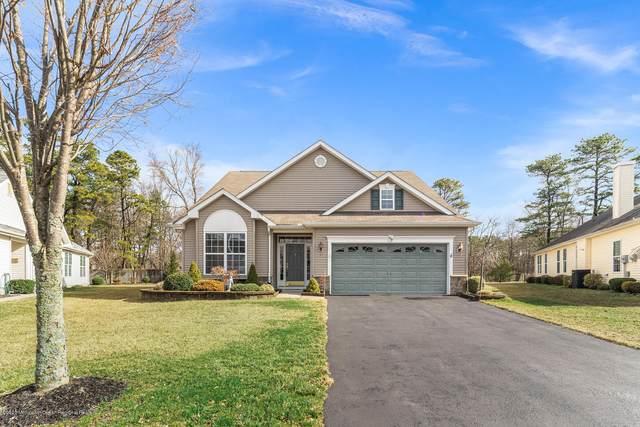 609 Timberline Lane, Whiting, NJ 08759 (MLS #22008741) :: The Dekanski Home Selling Team